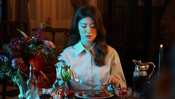 Nam JiHyun, Drama Poster Shooting Of 'The Witch's Diner' Behind-the-Scene