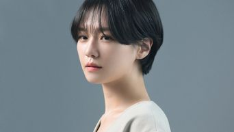 Park GyuYoung, Drama Poster Shooting Of 'The Devil Judge' Behind-the-Scene