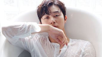 Park SeoJun For W Korea Magazine July Issue