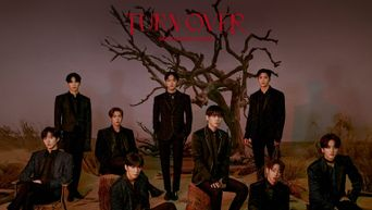 Album Giveaway: Take The Quiz About SF9 'Tear Drop' MV And Win A Hand Signed 9th Mini-Album, 'TURN OVER'!