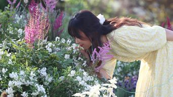 Seo HyunJin, Drama Poster Shooting Of 'You Are My Spring' Behind-the-Scene - Part 2