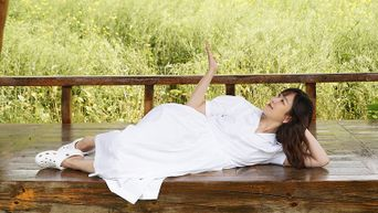 Seo HyunJin, Drama Poster Shooting Of 'You Are My Spring' Behind-the-Scene - Part 1