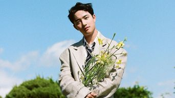 EXO's D.O Ushers In Spring With Latest Solo Album 'Empathy'