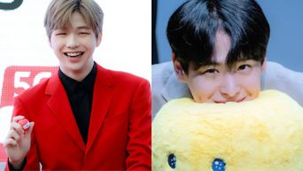 Our Favourite Male Idols With The Loveliest Eye Smiles