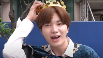 INFINITE's SungJong Gives Us A Princely Concept In His First YouTube Video