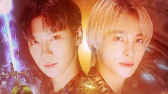 WayV Members YangYang And Ten Get 80s Style Glamour Shots Taken Of Them And We Can't Stop Staring