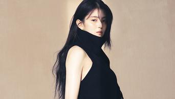 Han SoHee For Harper's BAZAAR Korea Magazine September Issue