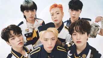 ONF Summer Popup Album 'Popping' Concept Photo #1