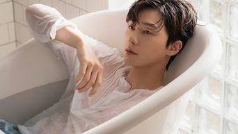 Park SeoJun For W Korea Magazine July Issue Set Behind-the-Scene