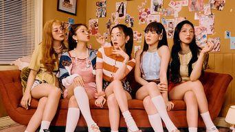 Red Velvet 6th Mini Album 'Queendom' - Homecoming! Girls Concept Photo #2