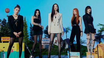 Red Velvet 6th Mini Album 'Queendom' - Welcome to the Queendom Concept Photo #2
