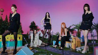 Red Velvet 6th Mini Album 'Queendom' - Welcome to the Queendom Concept Photo #1