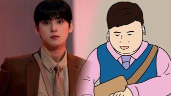 Take A Look At ASTRO Cha EunWoo's Potential Character In Upcoming Webtoon Based Drama 'Dak Gang Jeong'