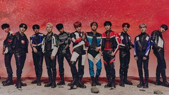 OMEGA X 1st Single Album 'What's Goin On' Concept Photo
