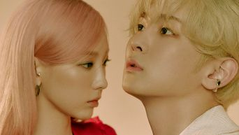 SHINee's Key Pre-release Single 'Hate That...' Teaser Photo