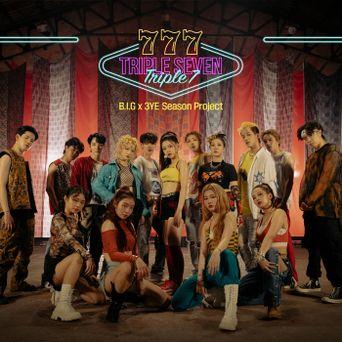 777 (Triple Seven) Member Profile : B.I.G X 3YE Season Project Group