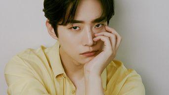 2PM's JuHo For Esquire Korea Magazine September Issue