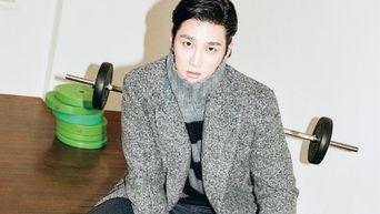 Ahn BoHyun For W Korea Magazine September Issue