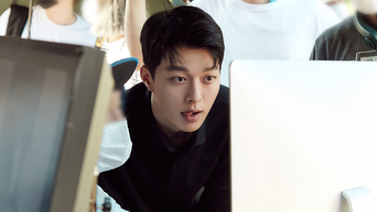 Jang KiYong For DAZED Magazine Fall Edition Behind-the-Scene