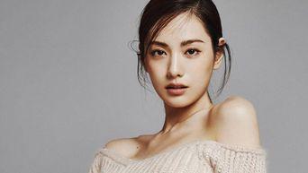 Nana For Esquire Korea Magazine September Issue