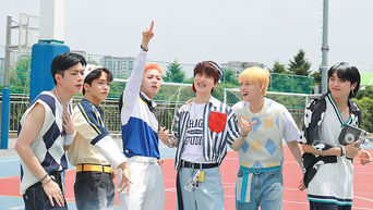 ONF 'Popping' M/V Behind-the-Scene - Part 1