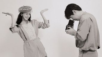 YoonA X Park JungMin For Marie Claire Korea Magazine September Issue