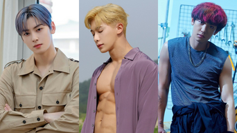 7 Male K-Pop Idols Who Can Pull Off Any Hair Color