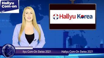 Hallyu Com-on Swiss 2021 Will Be Held On 13 Nov 2021 Via YouTube And Offline In Swiss