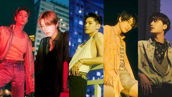 NCT 127 3rd Album 'Sticker' Concept Photo (Seoul City ver.) #1