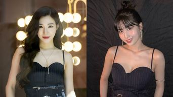 Who Wore It Better: Girls' Generation's Tiffany Young Or TWICE's Momo?