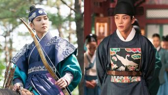 Here's How Netizens Are Reacting To The First Still Cuts From 'The King's Affection' Starring SF9's RoWoon And Park EunBin
