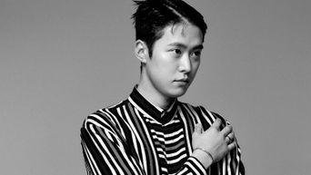 Gong Myung For GQ Korea Magazine November Issue