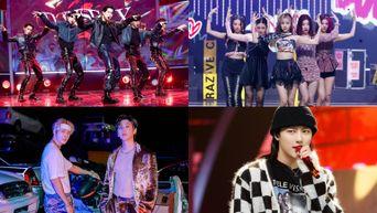 KOCCA MUSIC's First Online K-Pop Concert 'ON THE K': Lineup