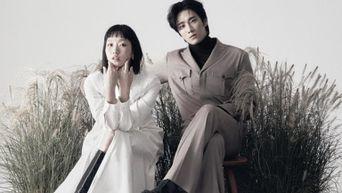 Kim GoEun & Ahn BoHyun For ELLE Korea Magazine November Issue
