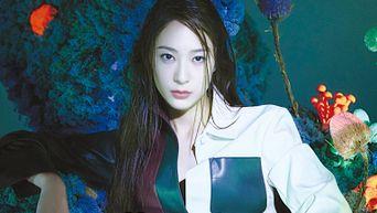 Krystal For W Korea Magazine November Issue