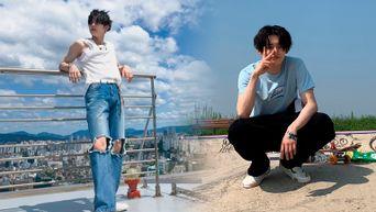 TXT's YeonJun Boyfriend Material Pictures