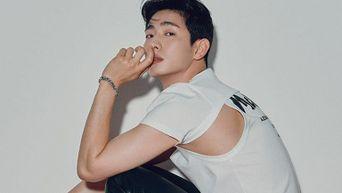 Yoon Park For ELLE Korea Magazine November Issue