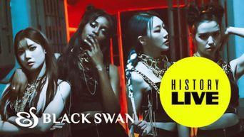 Blackswan Will Hold A Metaverse Online Fan-Meeting 'BLACKSWAN History Live'
