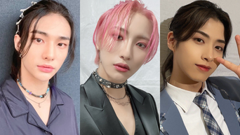 8 Male K-Pop Idols Who Effortlessly Rock The Ponytail Hairstyle