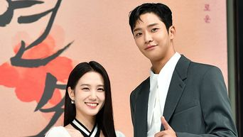 The Height Difference Between Park EunBin And SF9's RoWoon Of 'The King's Affection' Proves To Be Adorable