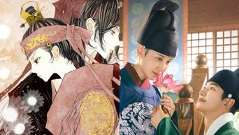 An Intro To The Webtoon Of 'The King's Affection' K-Drama Starring SF9's RoWoon And Park EunBin