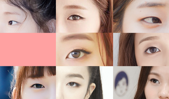 10 Idol Girls Who Have Loveable Non-double Eyelid