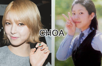 AOA's Fascinating Past Photos You Probably Didn't See Before