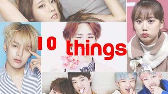 10 Things Valentine Specials Of Your Bias