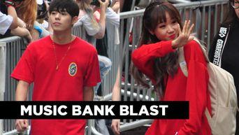 Music Bank Blast: K-Pop Idols' Couple Looks from August 19th