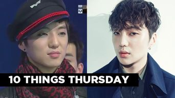 10 Things: K-Pop Idols Who Auditioned On a Survival Program