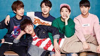 A-JAX Members Make Cameo Appearances on SeungYub's