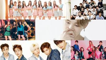 Upcoming K-Pop Comeback Lineup for October 2016 (Updated)