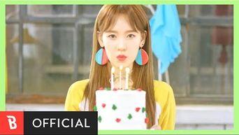 MV )) LUCY - B-DAY (Feat. Kisum)