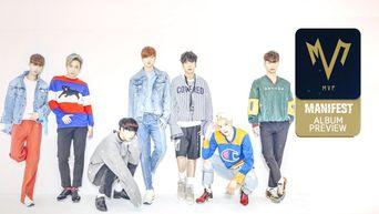 Teaser )) MVP 1st Mini Album